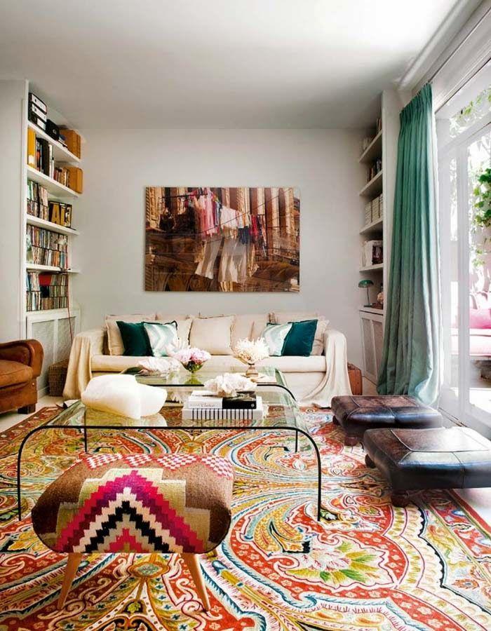Modernia, värikästä ja persoonallista