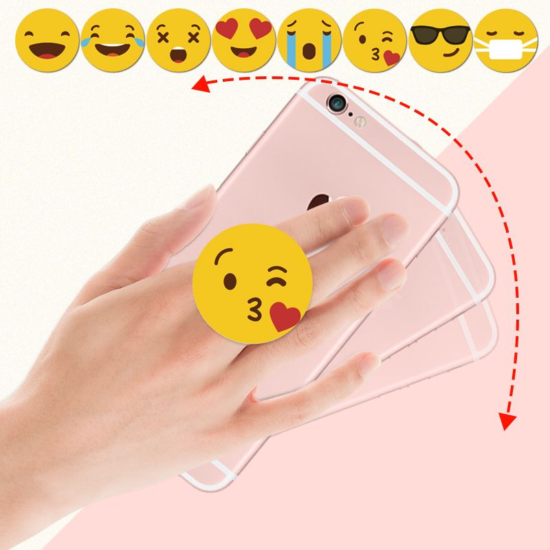 Emoji Design Pop Mobile Phone Socket Holders For Mobile Phones And Tablets Price 2 98 Free Shipping Popsockets Pop Sockets Iphone Phone Holder