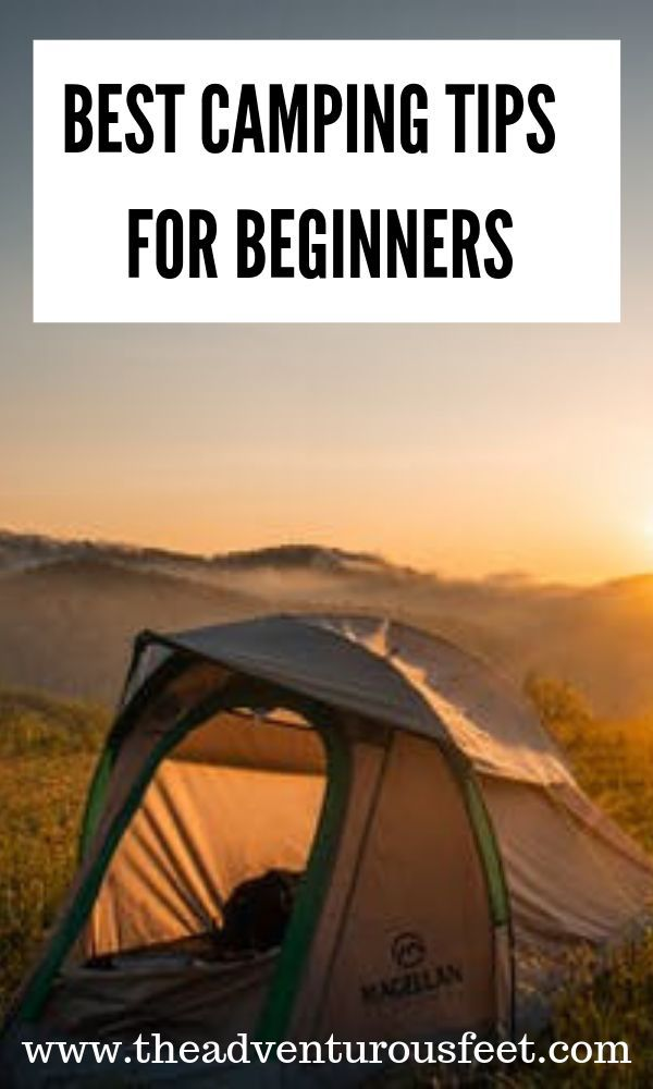 Best camping tips for beginners: Things to take camping