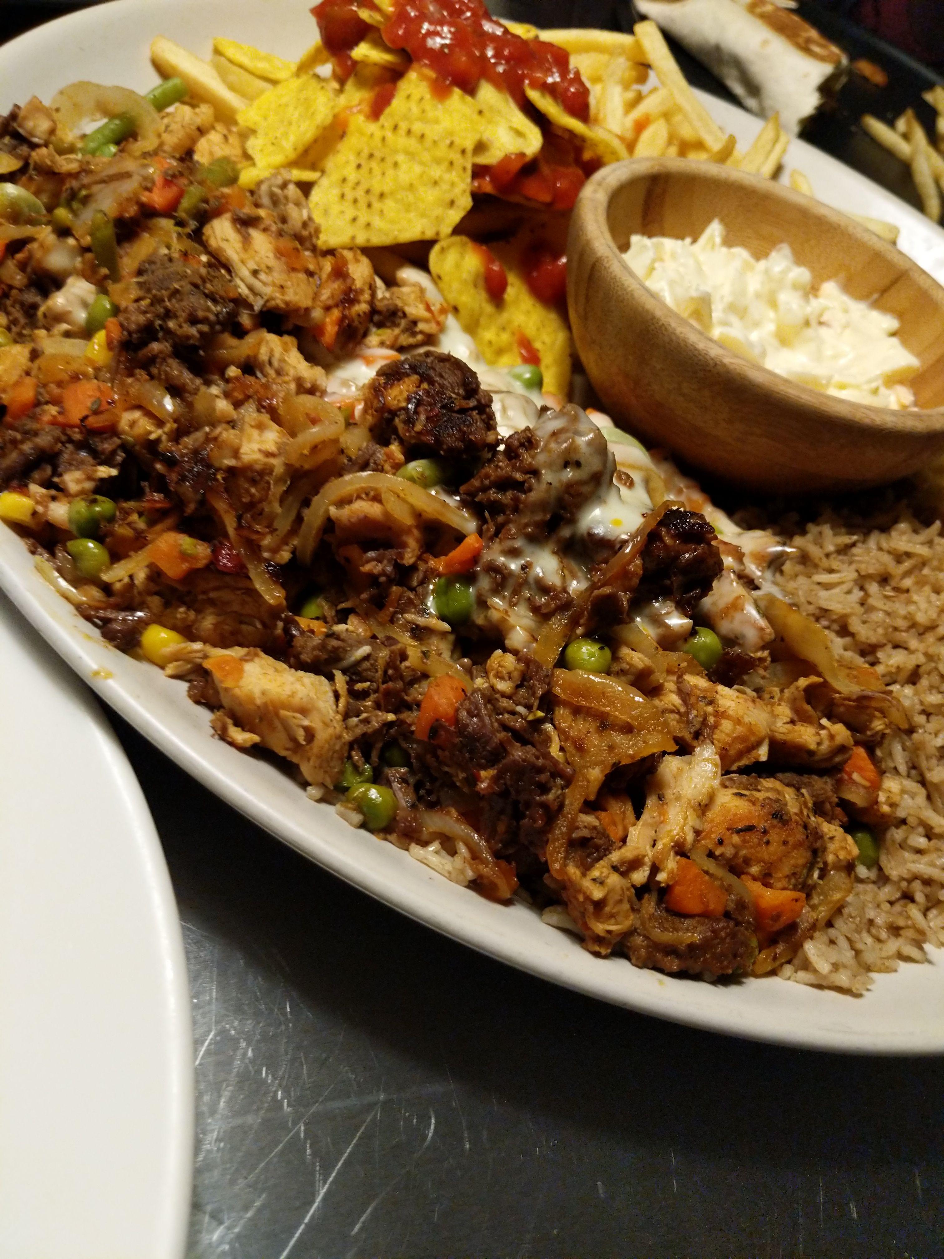 The Food Box Review Burnage Manchester Hmc Certified Halal Recipes Food Vegetarian Cookbook