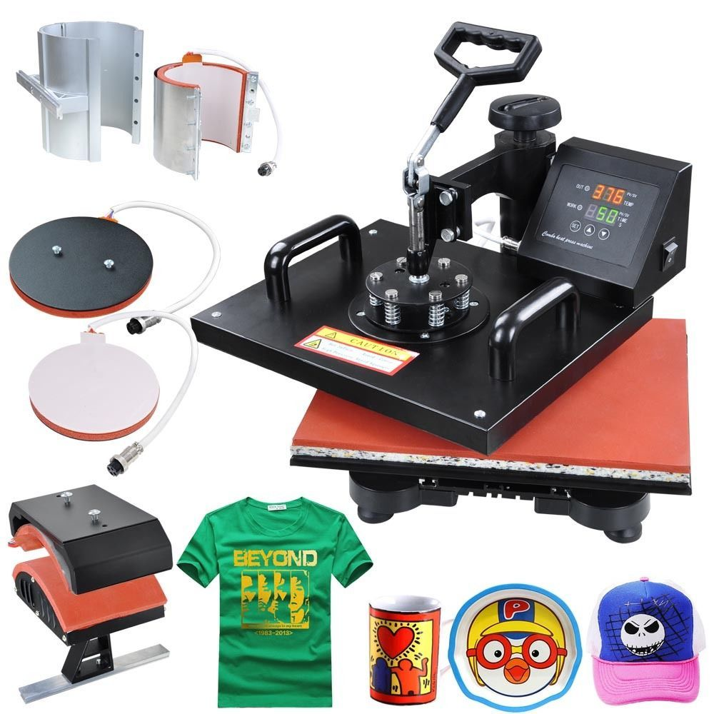 All Kinds Of Heat Presses Machine Air Operated Heat Pressing