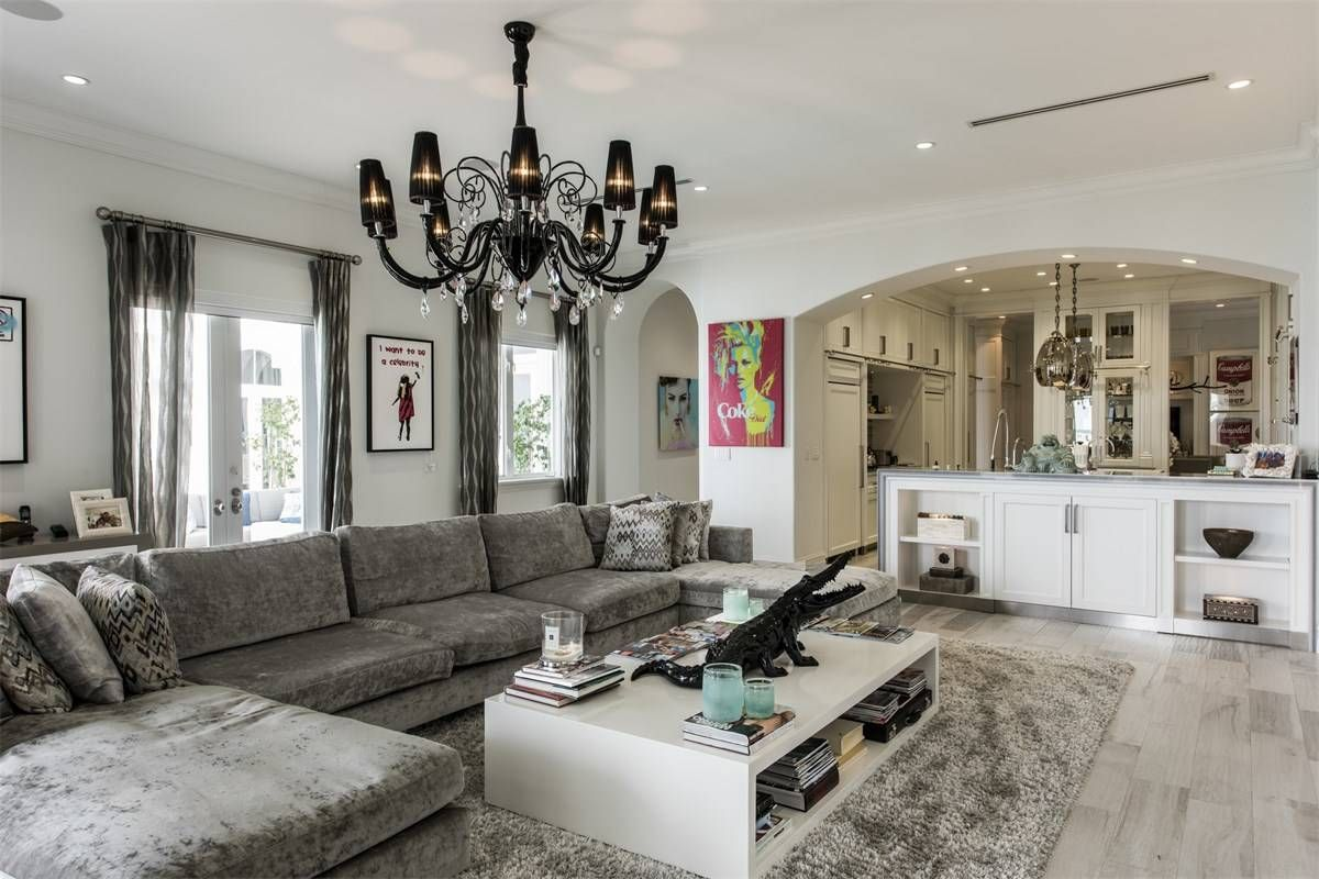 living room sets in miami fl garage turned into single family home for sale at exquisitely updated beach casablanca 4330 n bay rd florida 33140 united states