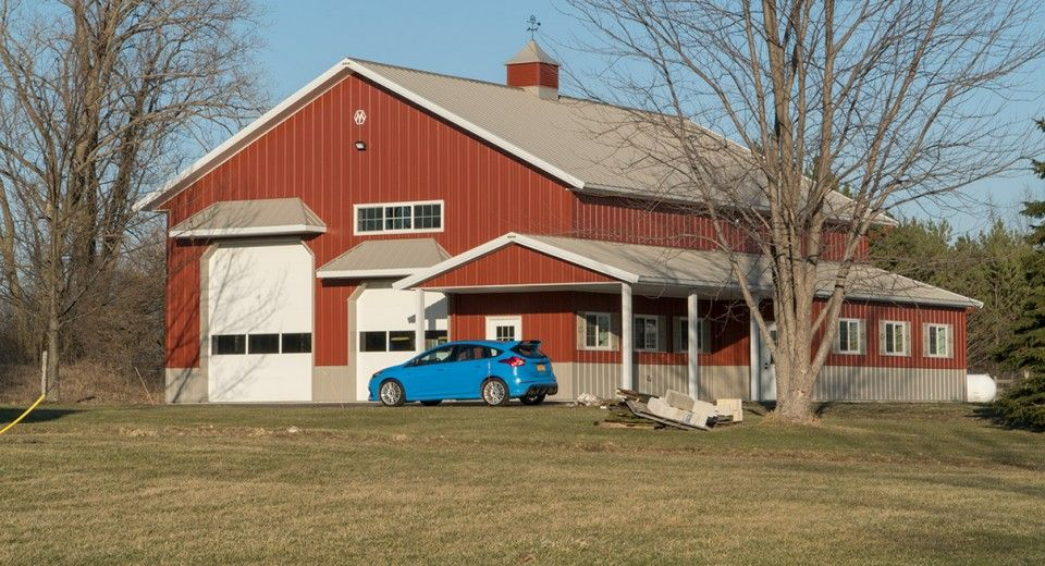 Learn about the numerous options Morton Buildings