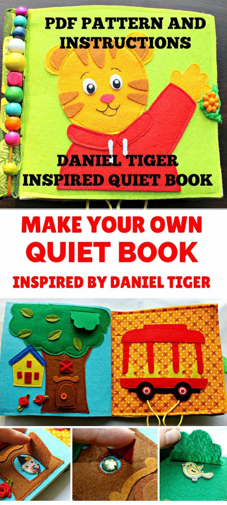 Do you sometimes need a quiet activity for your toddler