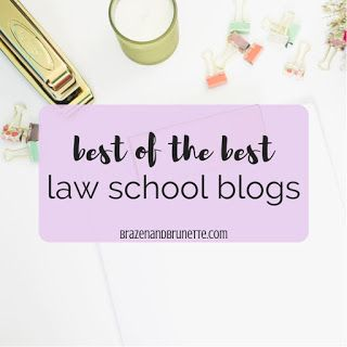 Over 40 law school blogs to read right now to help you