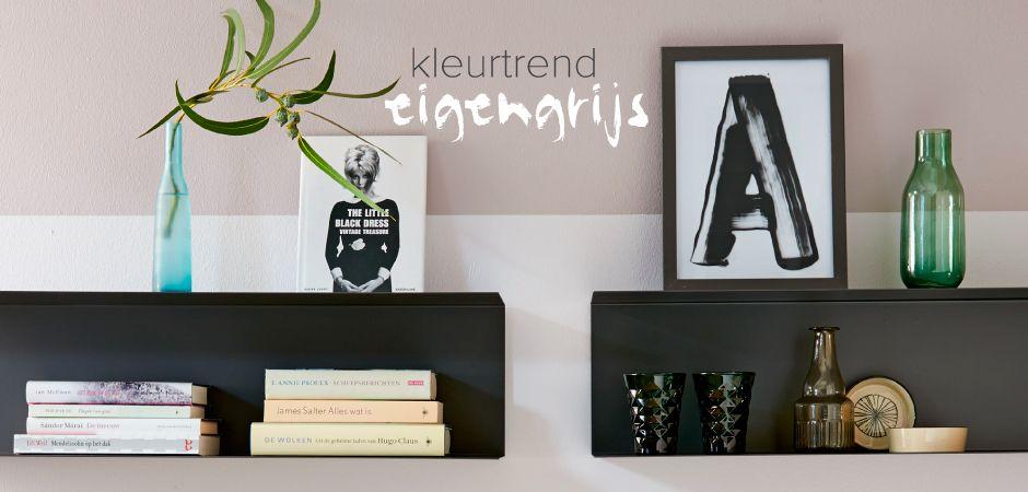Kleurtrend VT wonen: eigengrijs