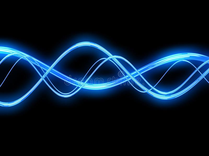 Electric Waves 3d Illustration Of Electric Waves Background Sponsored Waves Electric Illustration Electric Wave Wave Illustration Waves Background