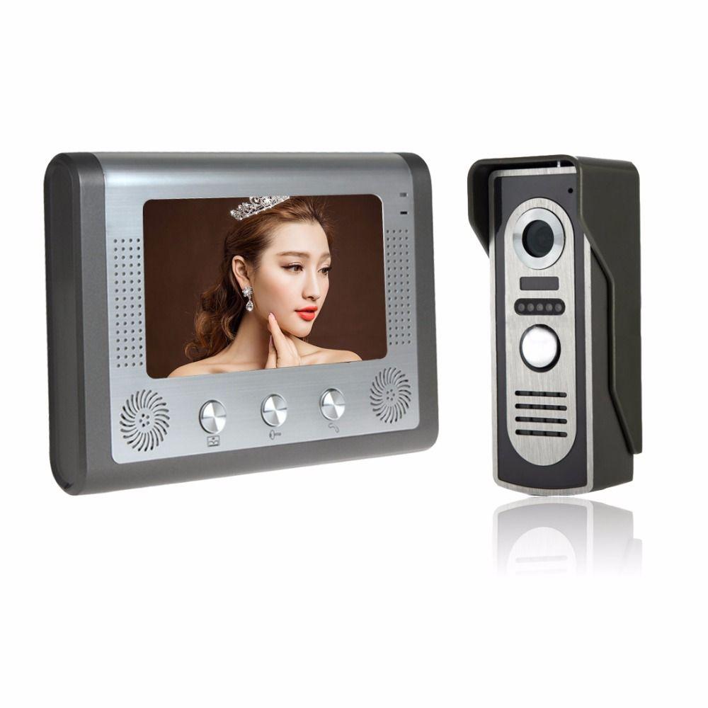 Wifi Doorbell Doorphone With 720P Camera Video Intercom Wireless IP Door Phone Door Bell Interphone Visiophone Motion Detection | Door Intercom | Pinterest ...