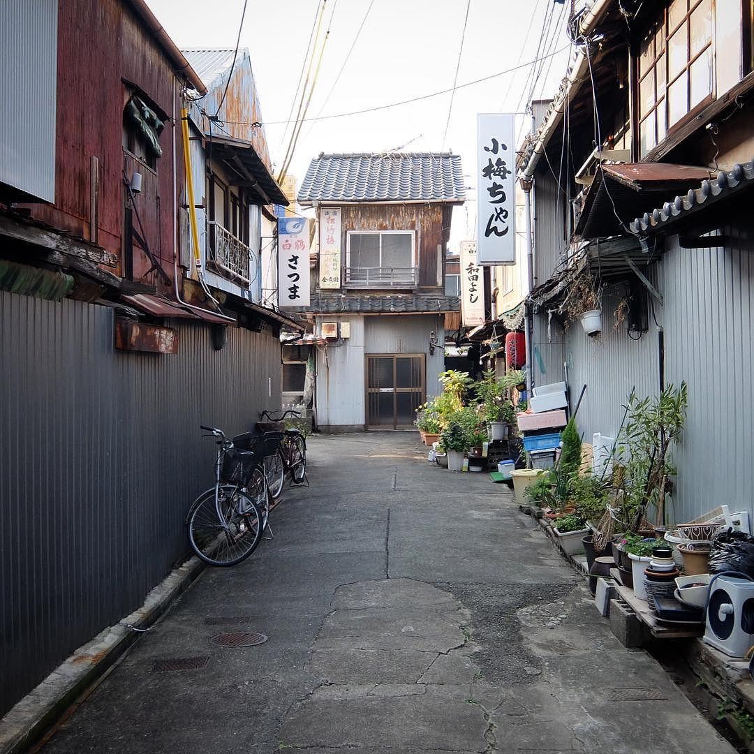#中村遊郭 #nagoya #aichi #japan #japanese #streetphotography #名楽園 #逢い知る愛知 #奥行き同盟 (by doraebon)