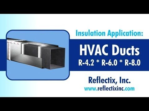 HVAC Ducts - DIY Installer - YouTube | Hvac duct, Duct ...