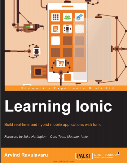 Learning Ionic Pdf Mobile Application Packt Learning
