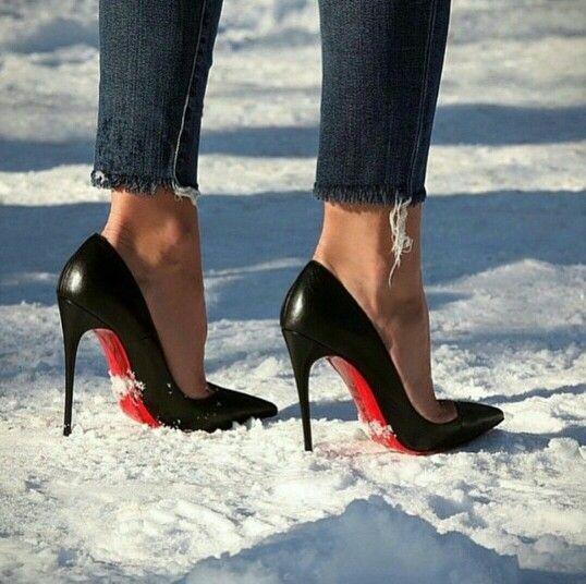 christian louboutin heels tacchi close up shoes heels. Black Bedroom Furniture Sets. Home Design Ideas