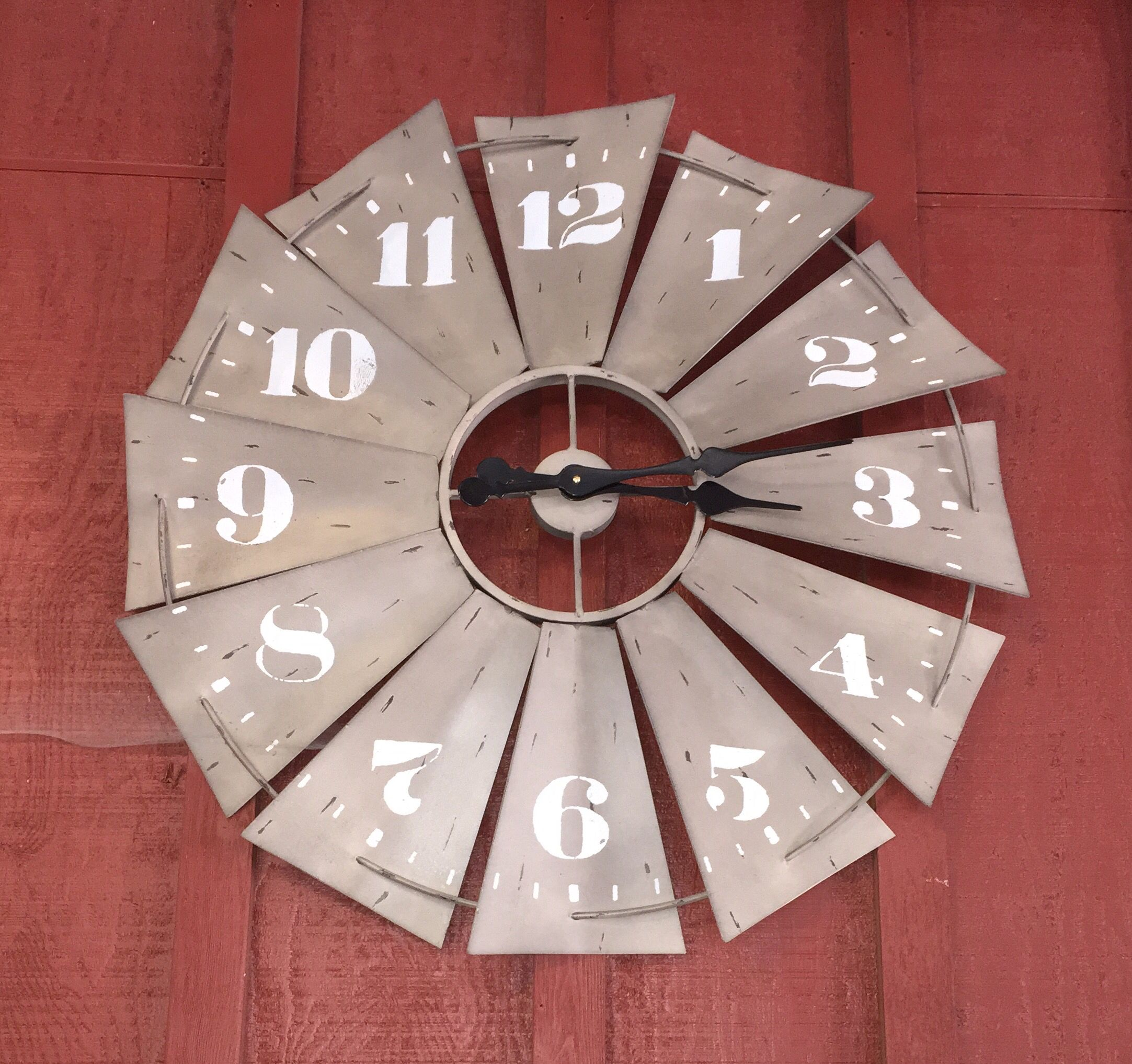 Windmill clock things i love pinterest windmill clock windmill clock amipublicfo Images