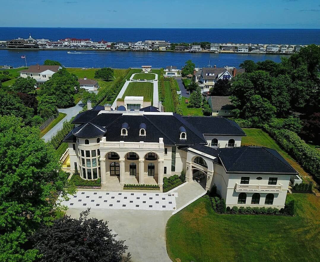 New The 10 Best Home Decor With Pictures Good Morning Stunn Waterfront New Build 27 Ward Avenue Rumson Nj 1700 Rich Home Mansions Luxury Real Estate