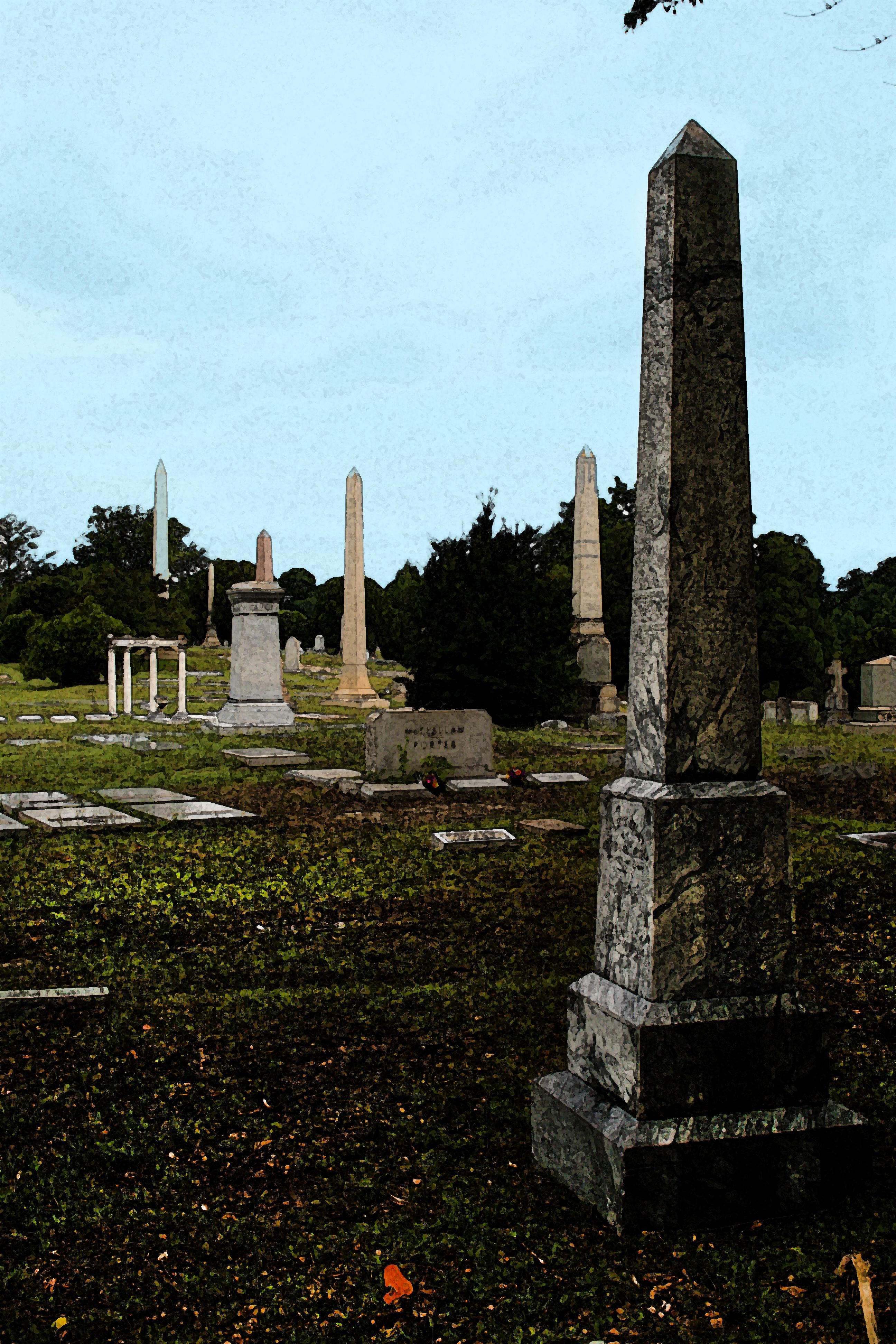 Historic Riverside Cemetery Macon Georgia Johnmyersart Com