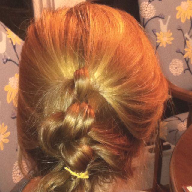 Shannon's knot braid