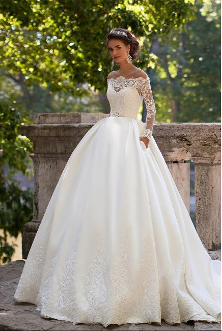 853c4ce6856 Pin by Nataliia Verteletska on Women's fashion | Wedding dress ...