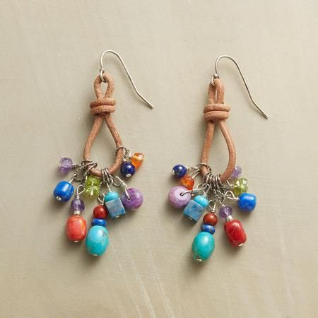 INDEPENDENT SPIRIT EARRINGS