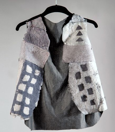 Believe It Fabric Made From Sheets Of Dryer Lint Upcycled Fashion Upcycle Clothes Fabric
