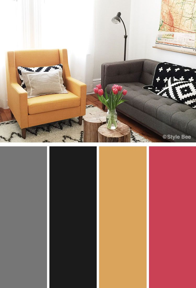 99 Unique Color Combinations To Reflect Your Style Shutterfly Furniture Color Schemes Grey Color Scheme Grey Colour Scheme Bedroom