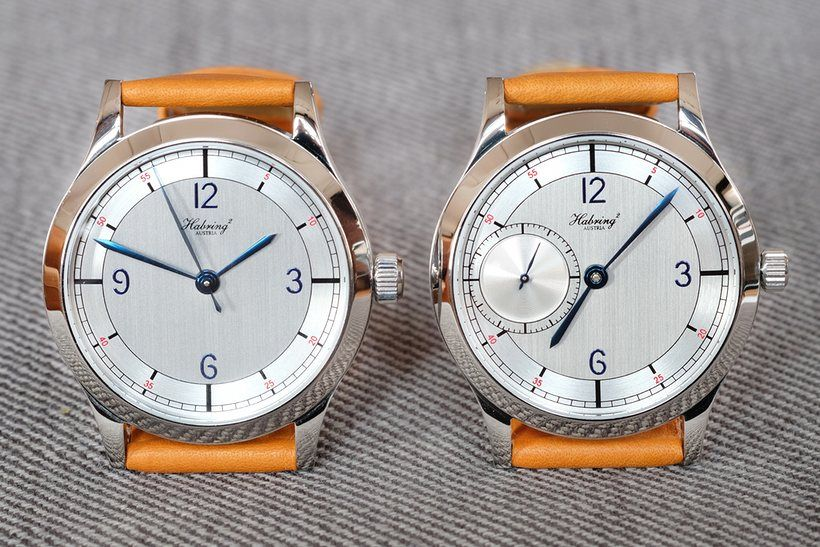 Hands On: The Habring² Erwin Scientific Dial | Modern