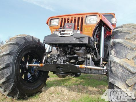 4 Wheel Off Road Magazine Jeep Wrangler Yj Jeep Jeep Yj