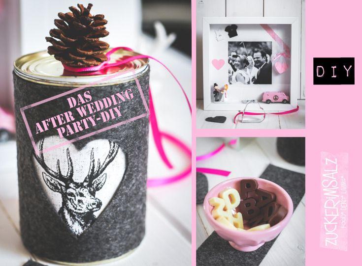 Das After Wedding Party Diy Hochzeitsfeier Party Ideen Hochzeit Pinterest