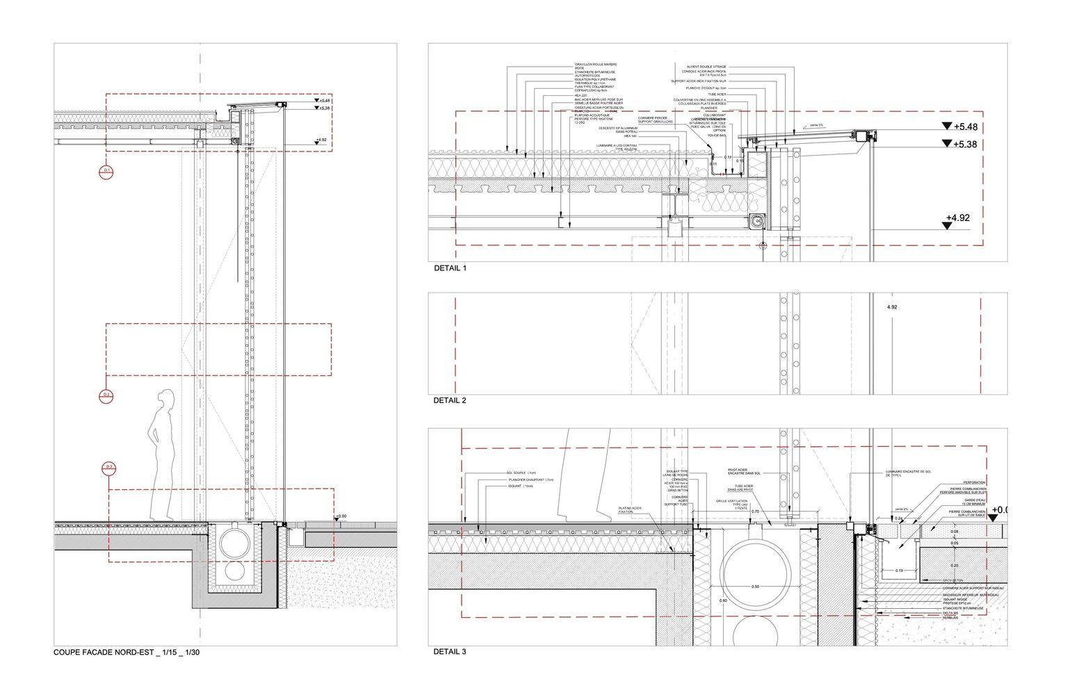 Gallery Of Bayeux Media Library Serero Architectes Urbanistes 26 Library Media Gallery