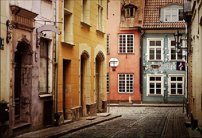 Riga - Interesting Unique Creative Art Photos