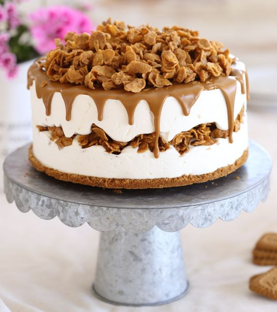 Recette Layer Cake Au Speculoos