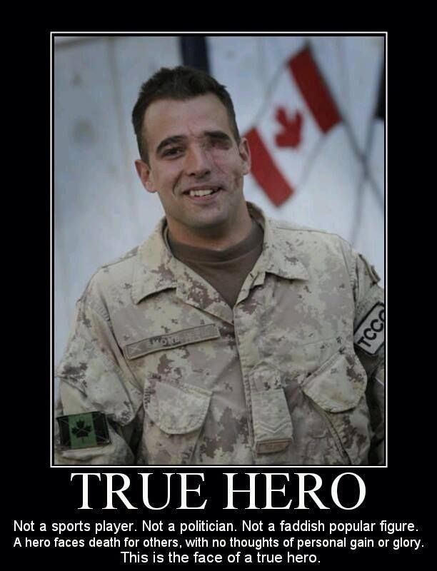 what is a true hero