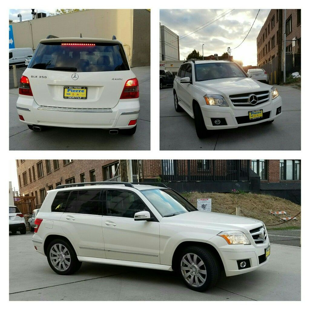 The newest addition. Trixxie! Mercedes Benz GLK350