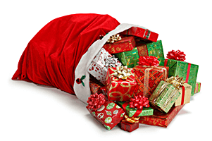 Gift ideas and tradition of giving gifts in christmas | December ...