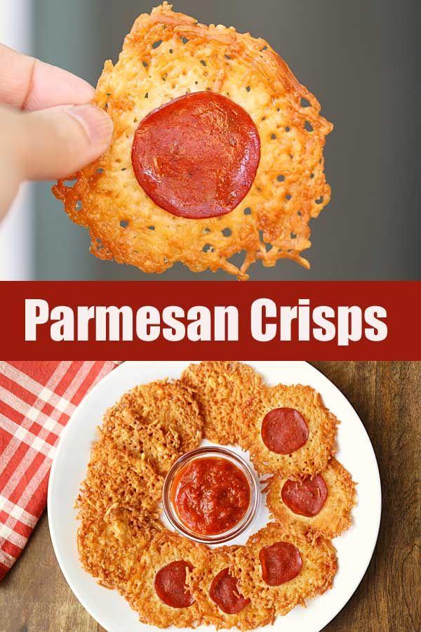 Photo of Parmesan Crisps