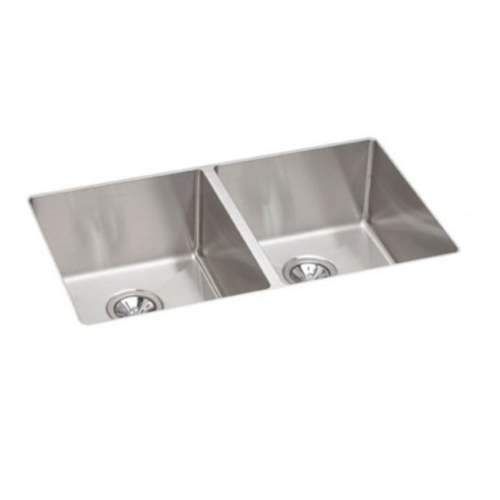 Elkay Crosstown Undermount Double Bowl Kitchen Sink ECTRU31179