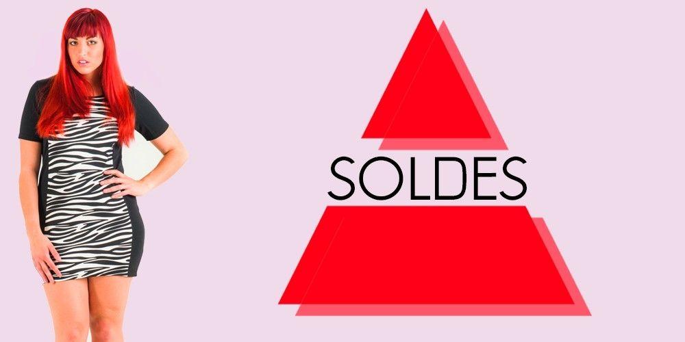 www.allsizer.com site de vêtement femme et accessoire mode grande taille #soldesallsizer