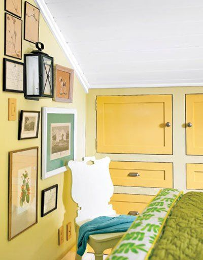 Small & Awesome Attic Spaces | Pinterest | Attic, Crawl spaces and ...