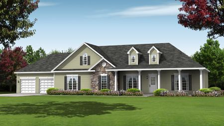 Ranch Style Home Housing Also American California Rambler Or Rancher Is A Domestic Architectural Originating In The