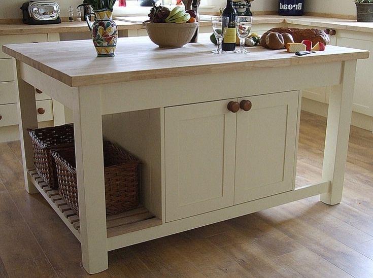 Kitchen: Nice Antique White Kitchen Cabinets Images Also ...