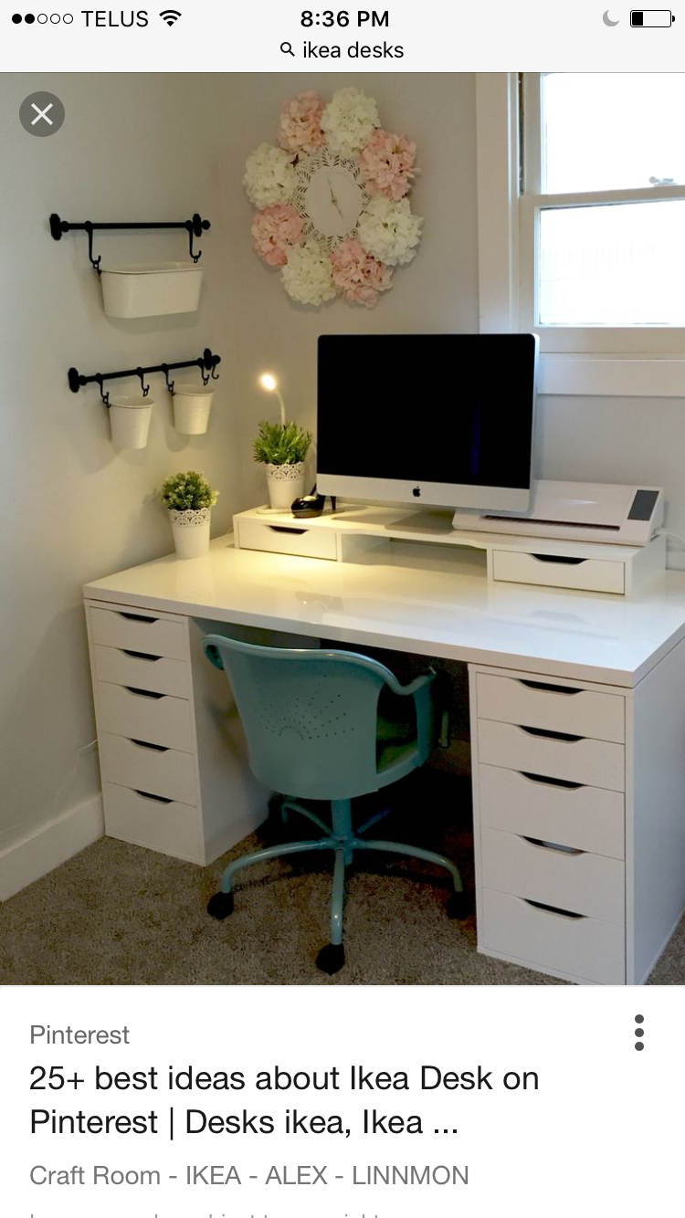 Beautiful Computer Desks for Small Spaces