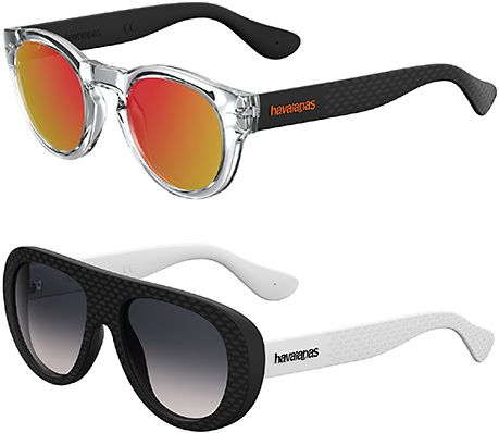 467bcf828f Havaianas Eyewear from Safilo debuts its first eyewear collection worldwide  with new sunglass styles this season.