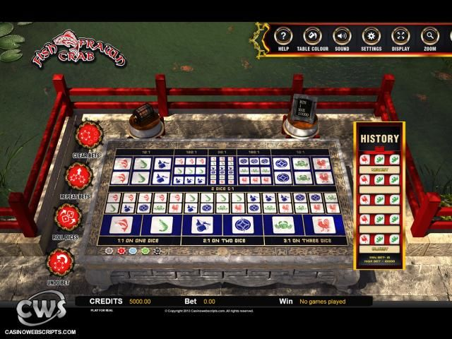 Lobster game casino