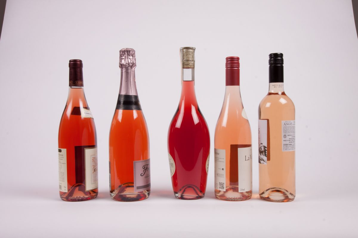 Drink Pink Vino International Rose Wine Festival Will Take Place On Thursday June 11 2015 At The Omni Resort In Broomfi Wine Bottle Rose Wine Bottle Rose Wine