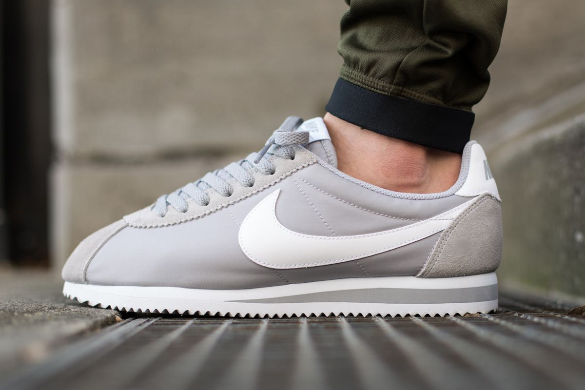 purchase cheap b27f0 d1070 Nike Classic Cortez Nylon