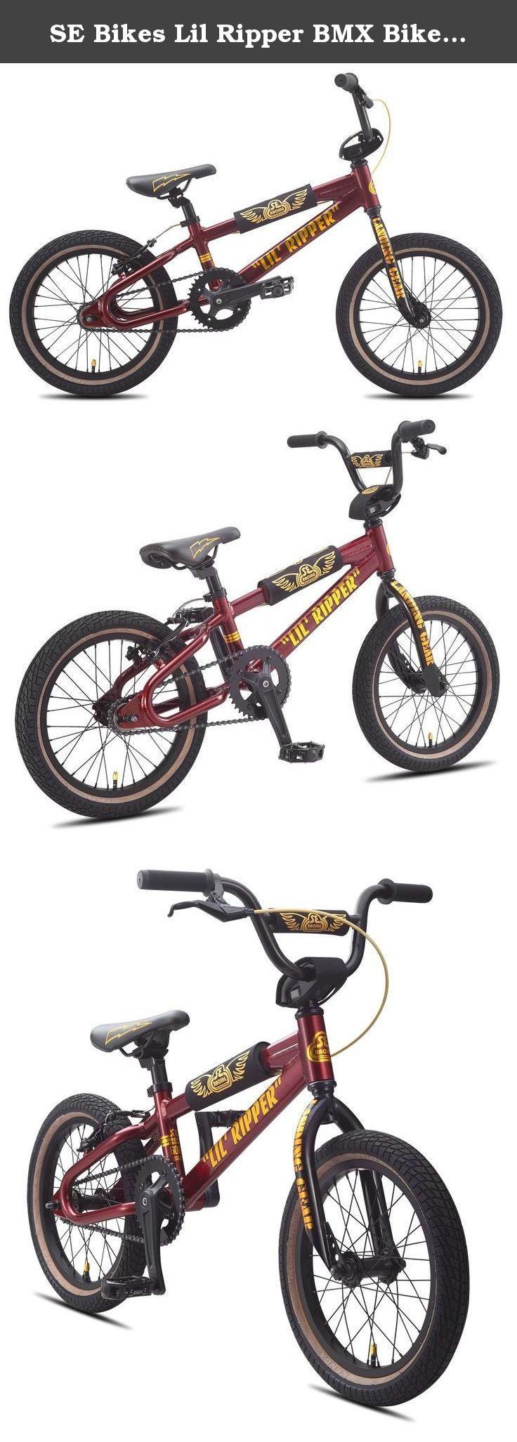 SE Bikes Lil Ripper BMX Bike 16\