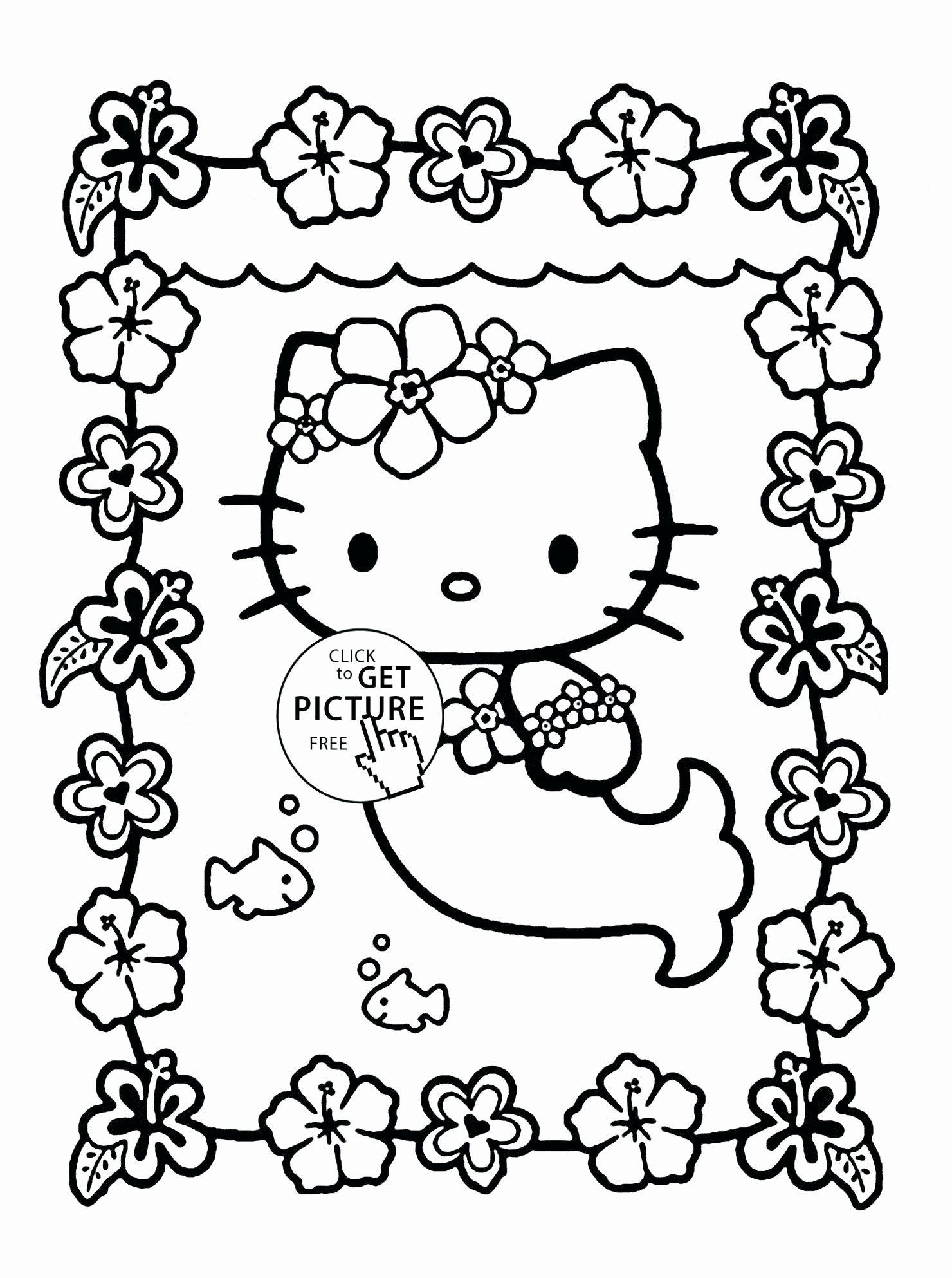 Coloring Pages Flowers Hello Kitty Fresh Hello Kitty Christmas Coloring Pages Games Codeadventures Knizhka Raskraska Raskraski Rozhdestvenskie Raskraski