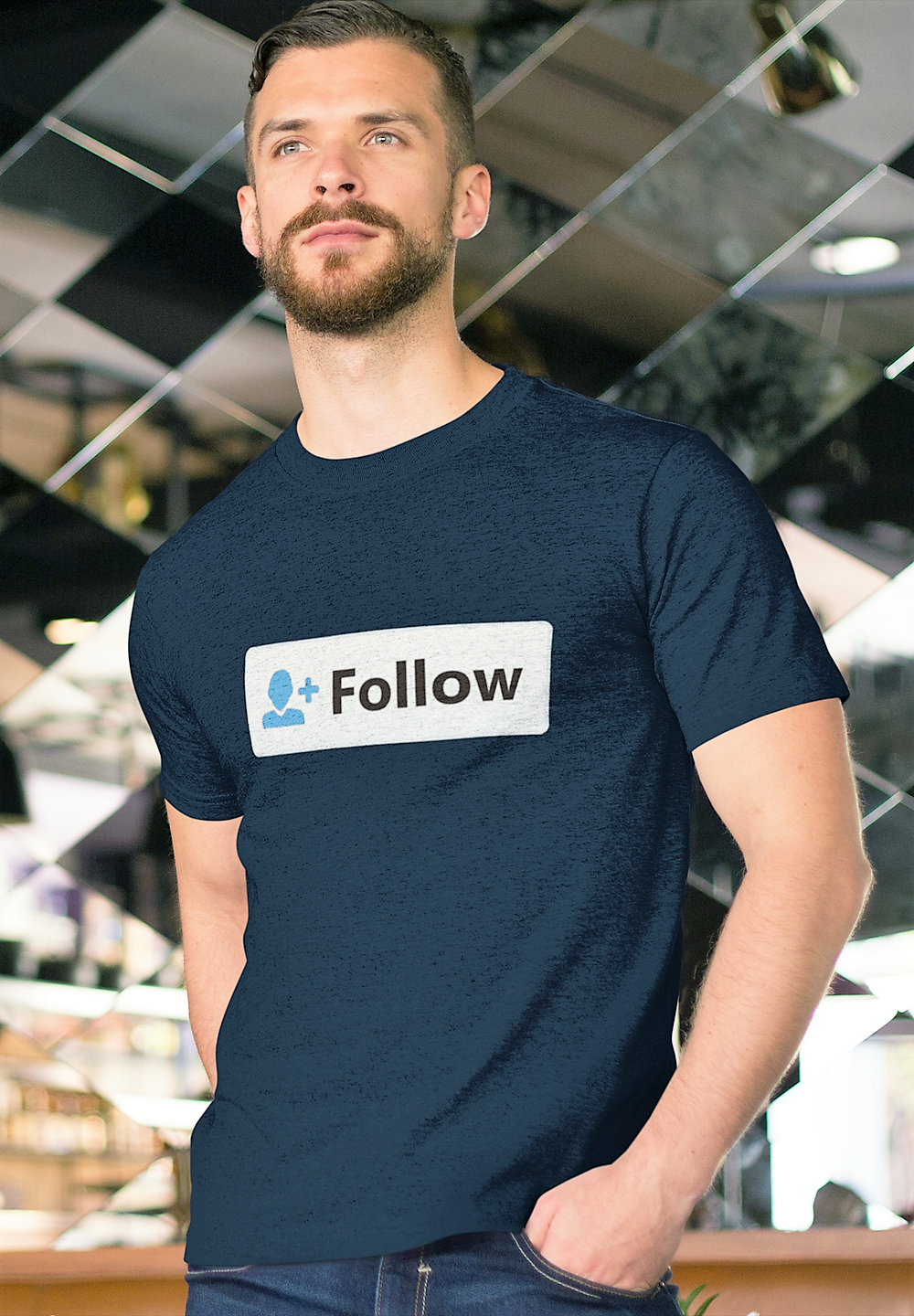 "Follow Me T Shirts - Only $17.86 Order Now ----->>> https://teespring.com/Follow-Me-T-Shirts  HOW TO ORDER? 1. Select style and color   2. Click ""Reserve it Now""   3. Select size and quantity   4. Enter shipping and billing information   5. Done! Simple as that --------------------------------------------- #CustomTwitterTShirt #FacebookTShirtForSale #FollowMeTShirts #FunnyTwitterTShirts #GoogleShoppingTShirts #TeespringBestTShirts #TwitterTShirt #TwitterTshirt"