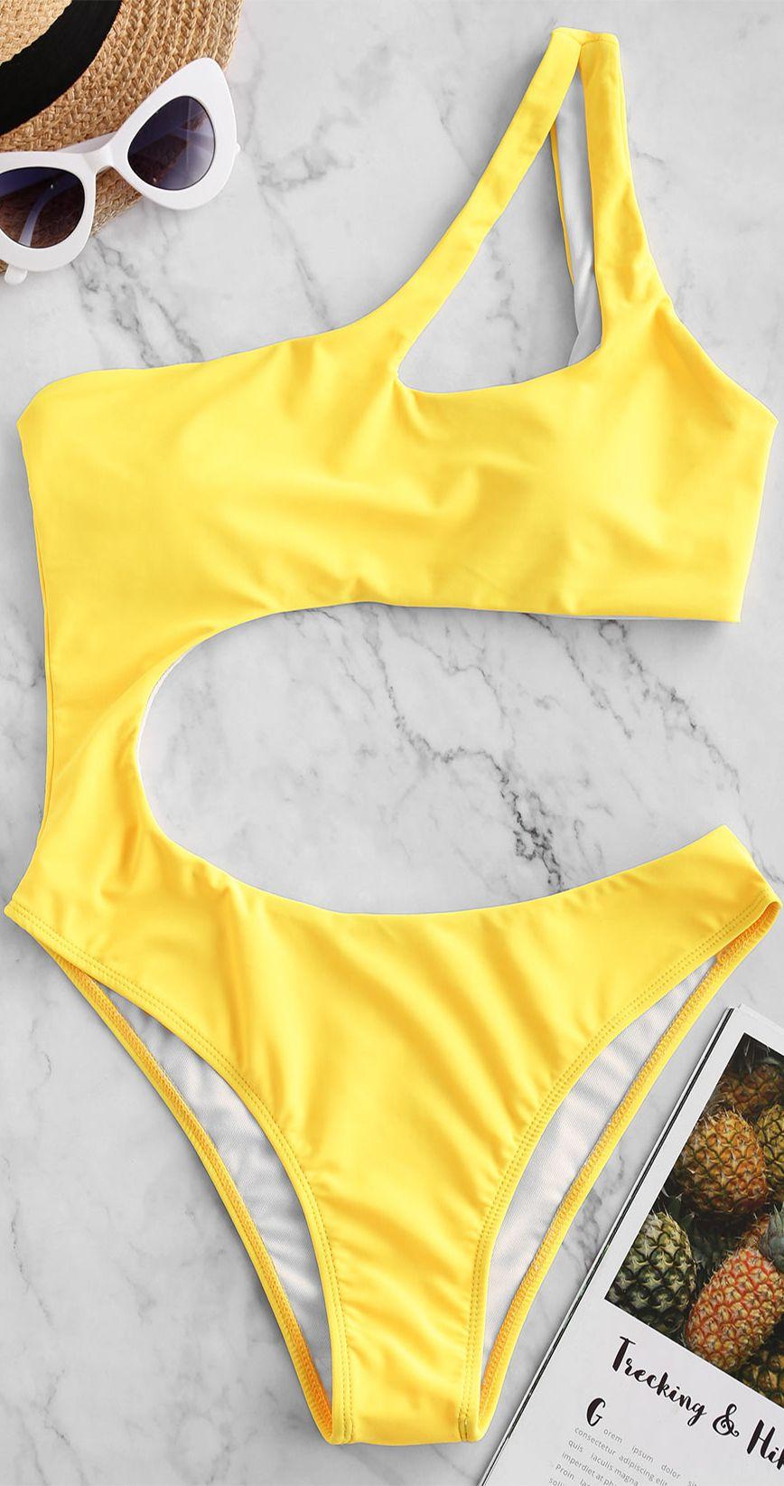 Gender: For Women Swimwear Type: One Piece Material