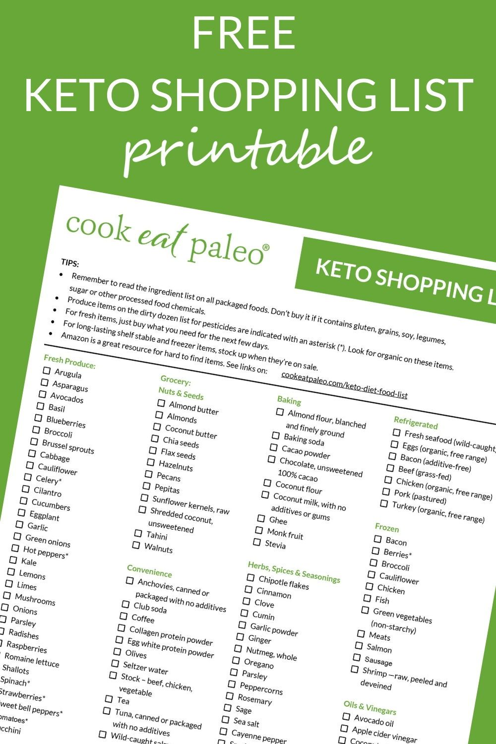 image regarding Free Printable Keto Food List referred to as Keto Diet plan Foodstuff Record for Novices Simple Keto Recipes Keto