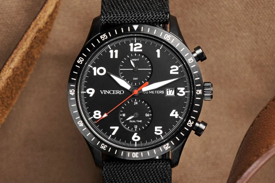 10 Best Selling Vincero Watches Under 200 Man Of Many In 2020 Vintage Watches For Men Mens Watches Silver Rolex Watches For Men